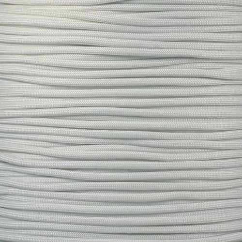 PARACORD PLANET 550 Paracord – Solid Colors (10, 25, 50, 100, 250, 1000 Feet) – Indoor and Outdoor Applications