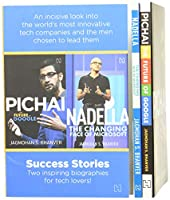 Nadella and Pichai Combo Pack