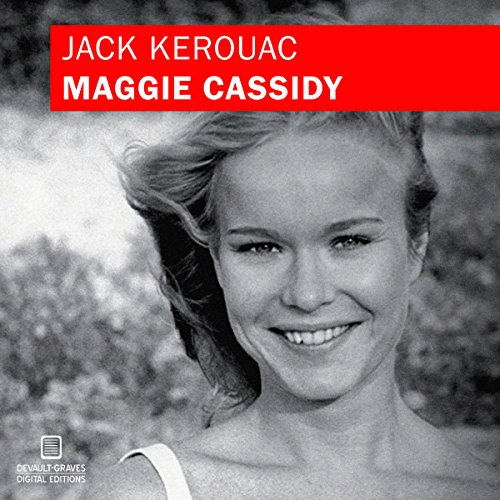 Maggie Cassidy (Original Manuscript) audiobook cover art