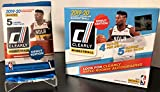 2019-20 CLEARLY Donruss Factory Sealed Basketball HOBBY Pack from New Debut Edition Hobby Box - Chase Zion Williamson, Ja Morant, Tyler Herro Rookie Cards - Each Card Printed On Stunning Clear Stock - One Factory Sealed PACK