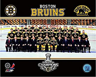 Boston Bruins 2011 Stanley Cup Champions Team Photo (Size: 8