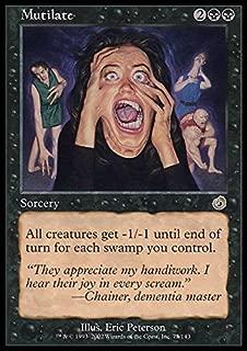 Magic: the Gathering - Mutilate - Torment