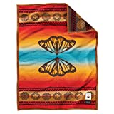 Pendleton, Baby Blanket, Butterfly