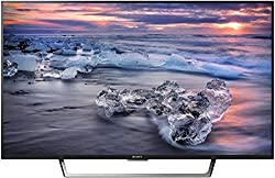 Sony 108 cm (43 inches) Full HD Smart LED TV KLV-43W772E (2017 Model)