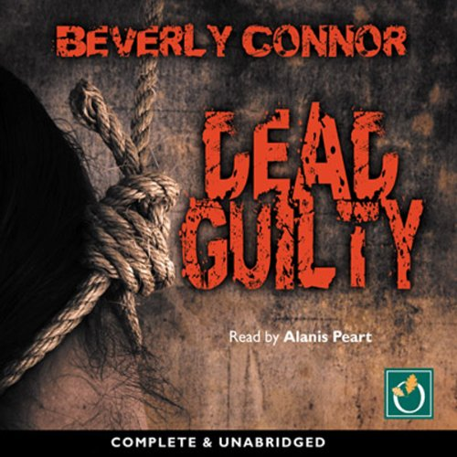 Dead Guilty audiobook cover art