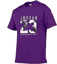 Jordan t Shirts Jordan 23 Men T-Shirt Swag T-Shirt Cotton Print Men T Shirt