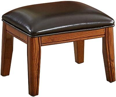 Amazon.com: jykj sgabello sgabello di stoccaggio in legno massello