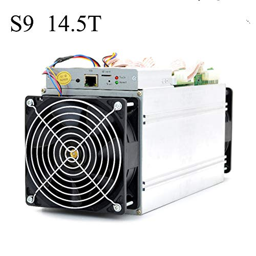 Antminer S9 14.5T Antminer Bitmain Bitcoin 16nm BTC ASIC Minero Blockchain Minería
