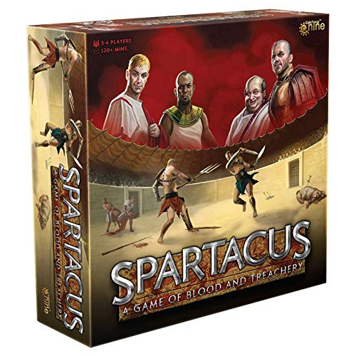 Gale Force Nine SPA01 - Spartacus (2020) *Neu*