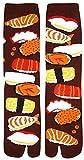 Collezione Tabi Calzini Giapponese design 2 (Sushi)