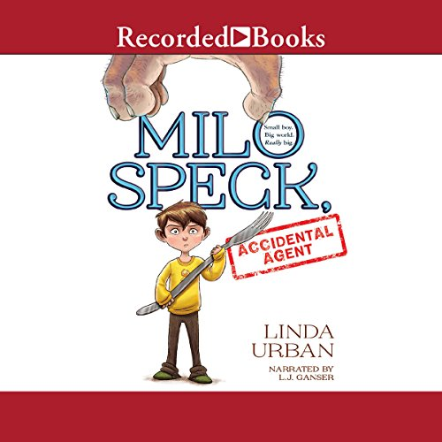 Milo Speck, Accidental Agent Titelbild