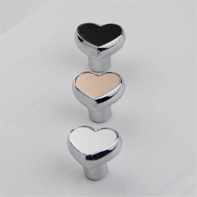 Handle Brushed Dresser Knobs Zinc Alloy Drawer Pulls Handle Single Hole Cabinet Hardware Color White Size 27mm