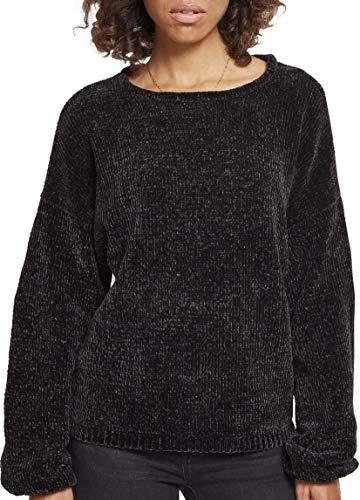 Urban Classics damska bluza oversize szenilowa