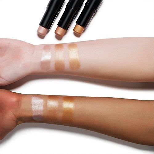 Maybelline New York Makeup Facestudio Master Strobing Stick, Light - Iridescent Highlighter, 0.24 oz.