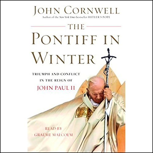 The Pontiff in Winter audiobook cover art