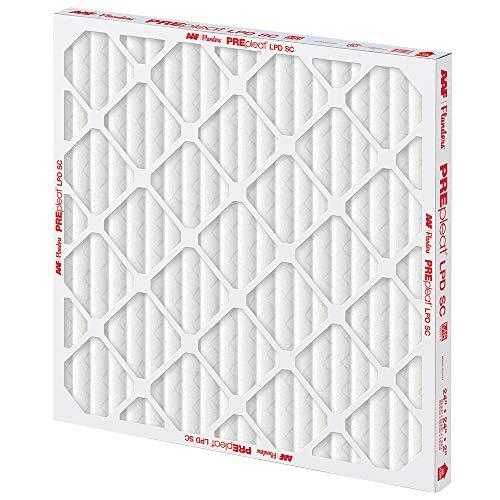 NaturalAire Pre-Pleat 40 Air Filter, MERV 8, 16 x 25 x 1-Inch, 12-Pack