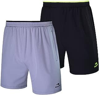 Gopune Men's 5 Gym Running Workout Shorts Active Training Outdoor Shorts