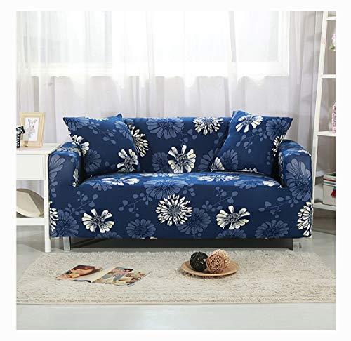 DaiHan Impreso elástico Universal Todo Incluido Funda de sofá Simple Tela Moderna Cubierta Completa sofá cojín sofá Toalla Cubierta de sofá AsPic24 1xCushionCover(45x45cm)