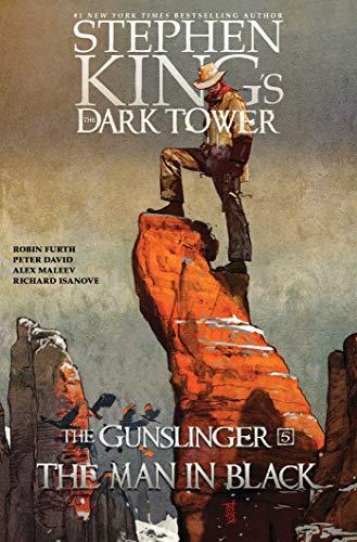 Stephen King's The Dark Tower. The Gunslinger. Man In Black