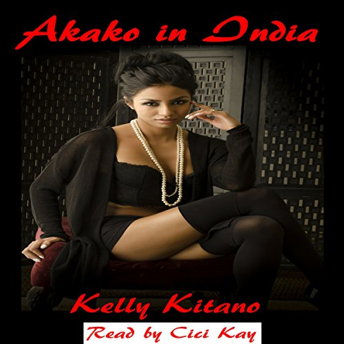 Akako in India cover art