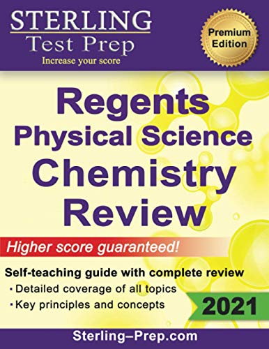 Chemistry Review: Regents Physical Science