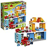 LEGO 10835 DUPLO My Town Family House Building Bricks Set with Car Toy and 3 Figures, Preschool Toy for Kids Age 2-5