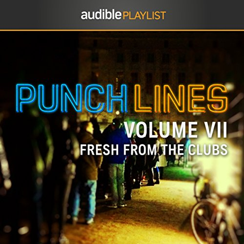 Punchlines Volume VII: Fresh From the Clubs cover art