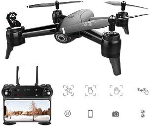 Drone com camera HD 4k com Gps Sg106 Maverick - Câmera 1080P Preto 2 Baterias
