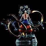 Figura de acción Enel Anime de una pieza GK ZN Immature Super Grande Thor Doble Cabeza Águila Colecc...