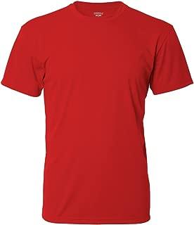 Denali Performance Men's UPF 50+ ProtectUV Mega Solar Short Sleeve T-Shirt