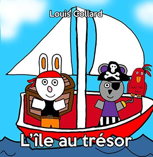 L'île au trésor (collection Zoé et Zaza t. 4)
