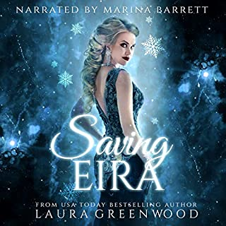 Saving Eira: A Paranormal Reverse Harem Novel (Fated Seasons: Winter) cover art
