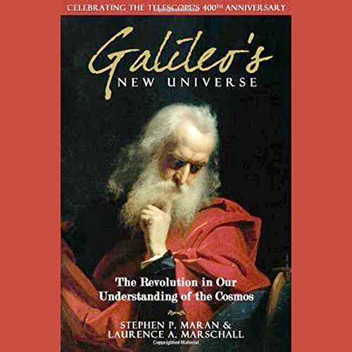 Galileo's New Universe audiobook cover art