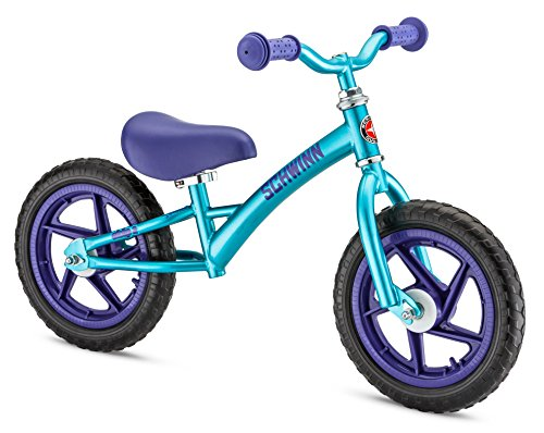 Schwinn Skip Toddler Balance Bike, Skip 2, 12-Inch Wheels, Red