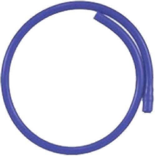 Silicone Peep Tubing 25' Spool Blau