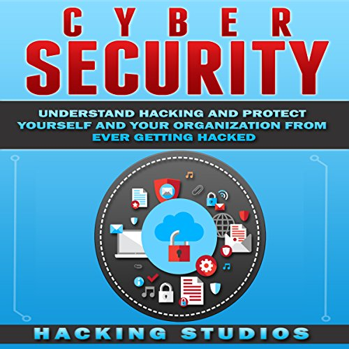 Cyber Security audiobook cover art