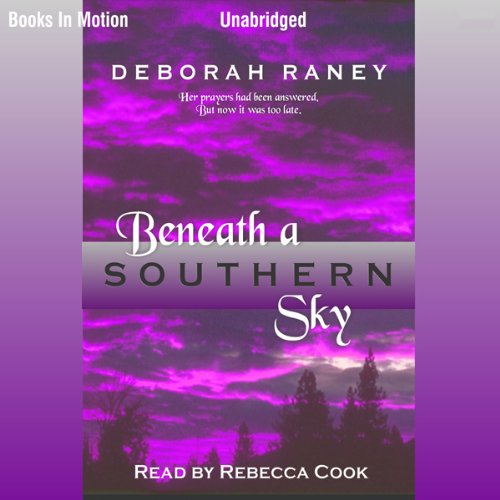 Beneath a Southern Sky audiobook cover art