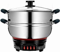 Cuisinière électrique à double cage multifonctionnelle cuisinière électrique ménage cuisson cuisson cuisson plug-in électr...