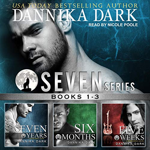 The Seven Series Boxed Set (Books 1-3) cover art