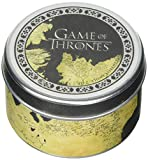 Game of Thrones: Westeros Scented Candle: Small, Amber (Scented Tin Candle Small Amber)