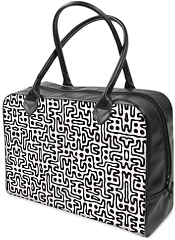 The Fashion Access Hand Ranking TOP11 Drawn Labyrinth Holdalls latest