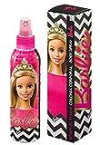 Barbie - 5237000 - Colonia Fresca Spray Barbie 200 ml 3 años