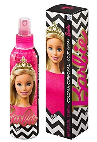 Barbie Eau Fraîche Parfumée 200 ml
