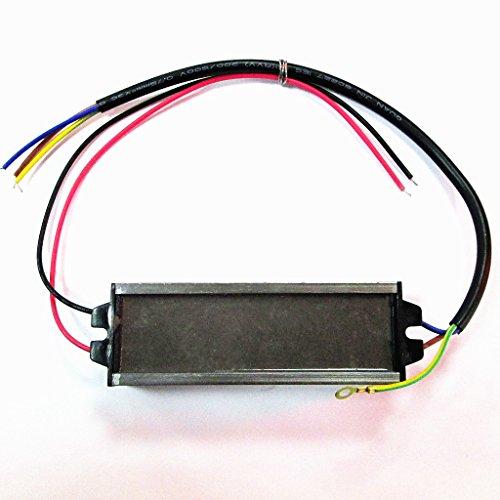 LED Leuchmittel Trafo Ac 85-265v Zu 25-40v 50 Watt Netzteil Treiber Transformator