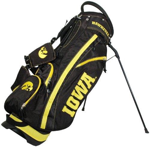 Team Golf NCAA Iowa Hawkeyes Fairway Stand Bag