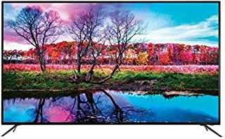 Akai 65 Inch Android UHD 4K TV - LETV-MA-65DUHDS, Black