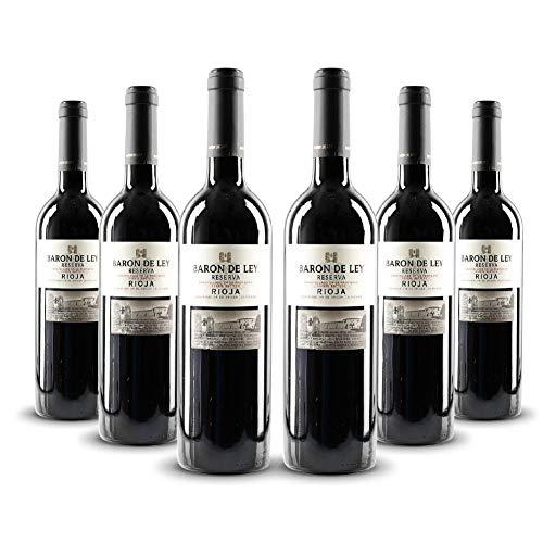 2015er - Barón de Ley - Reserva - Rioja D.O.Ca. (6 x 0.75 l)