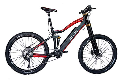Jotagas Bicicleta Eléctrica montaña JEB19 29