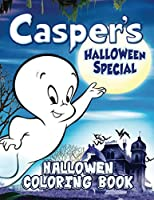 Casper's hallowen coloring book👻