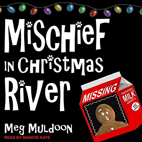 Mischief in Christmas River audiobook cover art